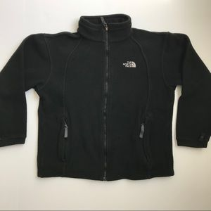 The North Face Boy's Fleece Jacket Size Large